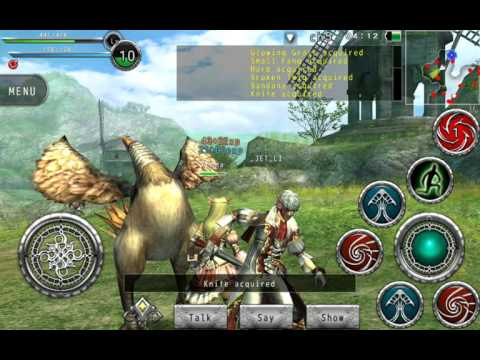 ONLINE RPG AVABEL [Action] - Android Gameplay GamePlayTV