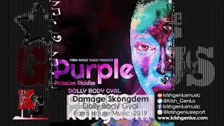 Damage SkongDem - Dolly Body Gyal (Official Audio 2019)