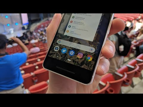 New Android P Gestures! Similar to iPhone X??