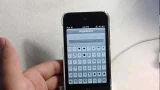 Gambar cover Adding the Apple Logo to an iOS folder name using Glyphboard and Emoji