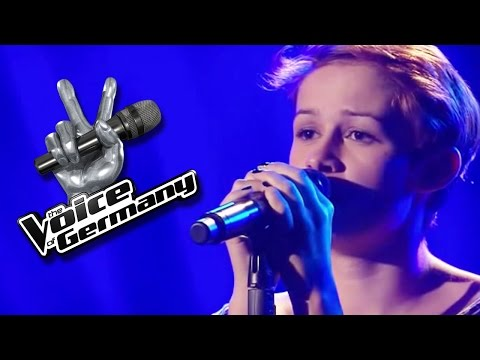 Run - Leona Lewis | Selima Taibi | The Voice 2012 | Blind Audition