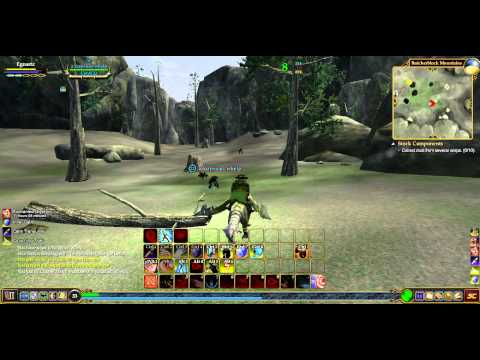 Everquest 2: Monk Gameplay