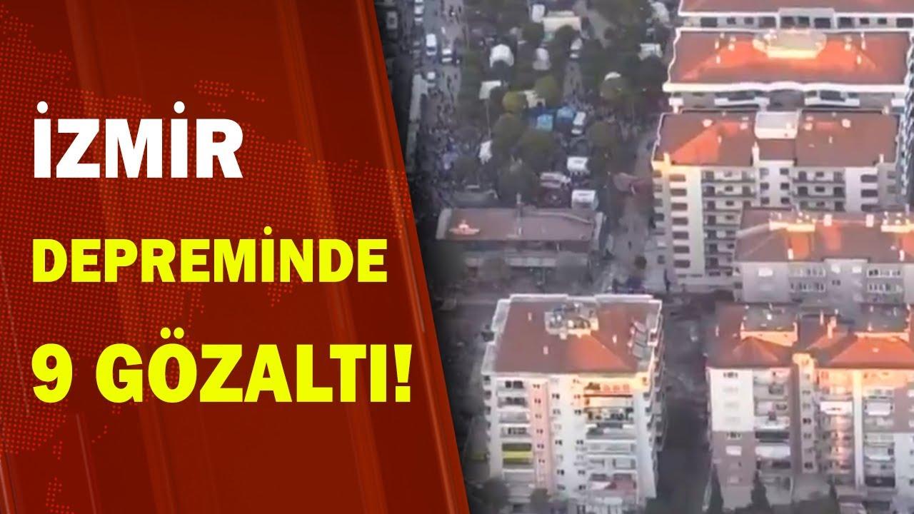 Yıkılan Binaları Yapanlarla İlgili Soruşturma Sürüyor! / A Haber