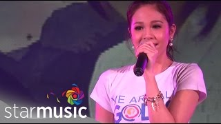 Gambar cover Janella Salvador - Give Thanks (LIVE)
