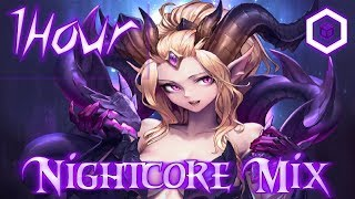 Baixar 『Nightcore』→ 〖Dark Rock Mix 2018〗✪ Metal, Power Metal, Alternative, Hard ✘ 1Hour
