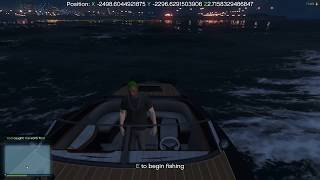 GTA5 RP Fishing Boats and Docks scripts