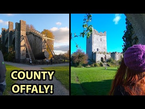 MEETING IRISH FAMILY | BIRR CASTLE & TELESCOPE | COUNTY OFFALY