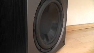 dali Basis 100 , Dali Concept 6 1 plays DJ TIESTO over 120 db in home