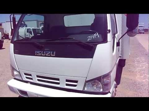 2006 ISUZU NPR Delivery Truck For Sale - UNIT #2419 - YouTube