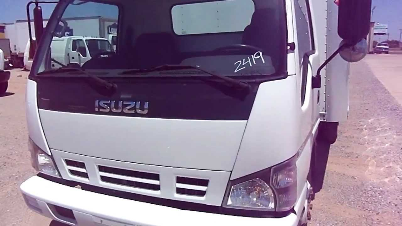 2006 ISUZU NPR Delivery Truck For Sale - UNIT #2419