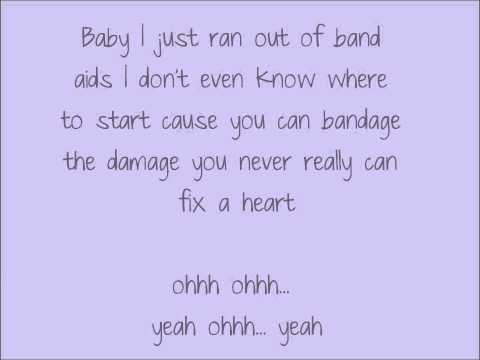 Fix a Heart - Demi Lovato (lyrics)