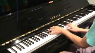 Maroon 5 - Sunday Morning (piano cover) with keyboard