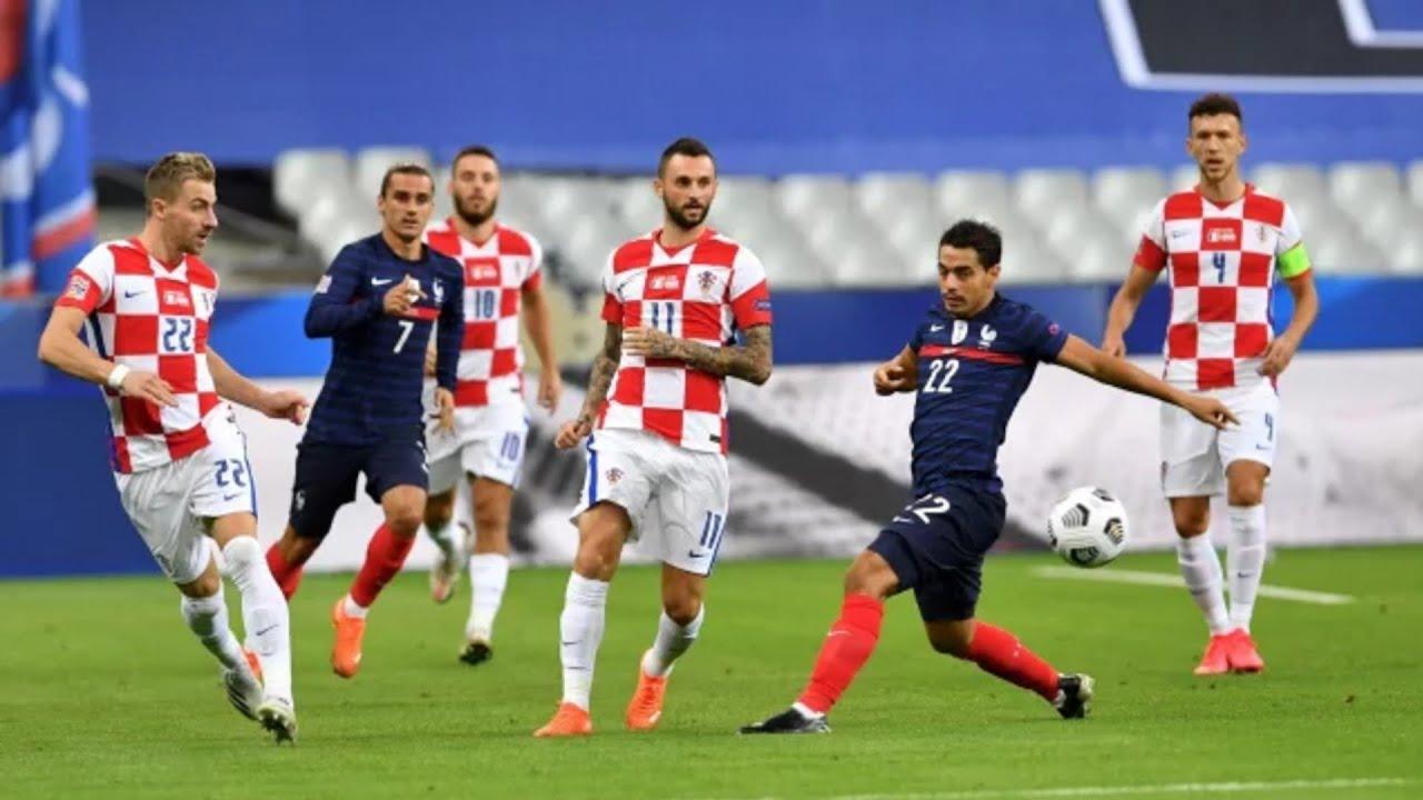 Resume France Vs Croatie 4 2 Ligue Des Nations Youtube