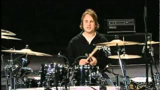 Hillsong drum workshop - Mighty to save