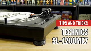 Technics SL-1200MK7 | Review | Tips and Tricks