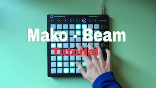 Tutorial Mako-Beam (launchpad)