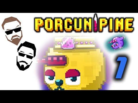 Porcunipine - A Couple of Por-CUTIE-pines - Part 1 - Ultra Up |