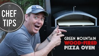 Green Mountain Grills Pizza Oven