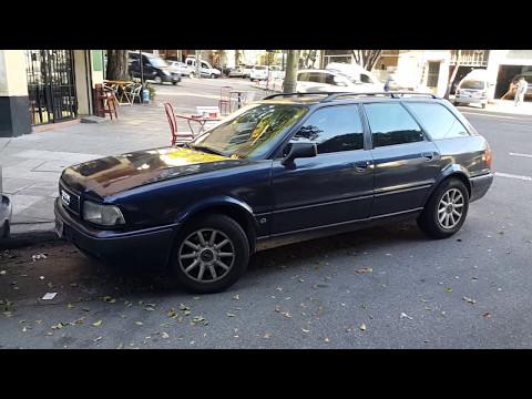 Ауди 80 Авант Б4. Суперредкость! Audi 80 B4 Avant 2.0E. Аргентина.