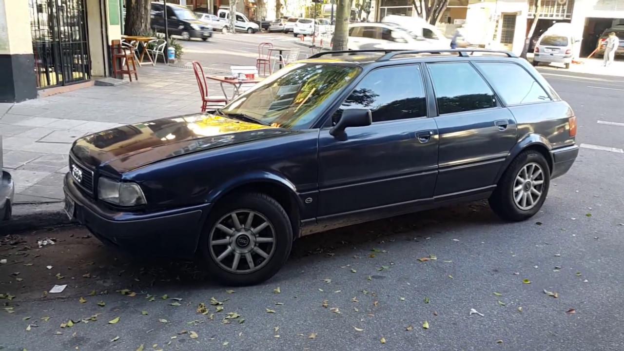 Ауди 80 Авант Б4. Суперредкость! Audi 80 B4 Avant 2.0E ...