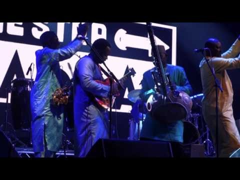 Orchestra Baobab Live at Womad 2017