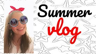 Summer Vlog/Erika Doumbova/Летен влог/Ерика Думбова