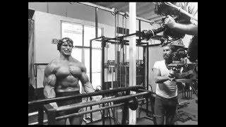 Arnold bodybuilding routine - arnold schwarzenegger's blueprint training program