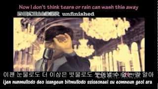 [MV--HD] December (디셈버) - Unfinished [ENG-SUB   Lyrics HANROM] MP3 DL.