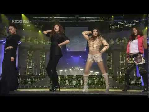 2008 | After School & Son Dam Bi - Lose My Breath [SPECIAL STAGE]