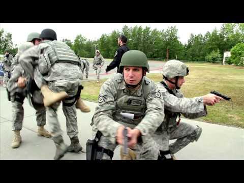 176th Alaska Air Guard Security Forces