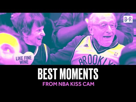 Most Memorable Moments from the NBA's Kiss Cam