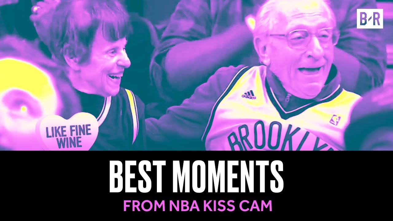 Download Most Memorable Moments from the NBA's Kiss Cam