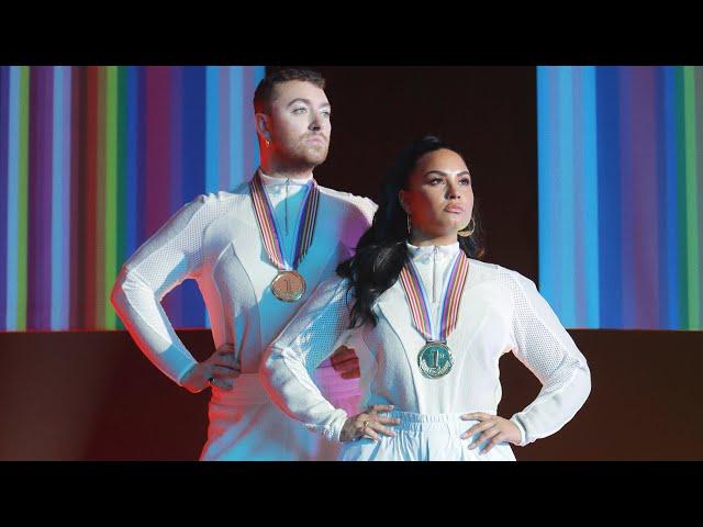 Demi Lovato & Sam Smith - I'm Ready 「LETRAS España」 - Traducción ...