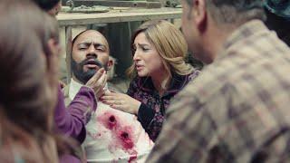 فى مشهد مؤثر .. مقتل رفاعي الأسطورة بالرصاص امام أعين عائلته