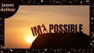 James Arthur - Impossible (Acapella - Vocals Only)