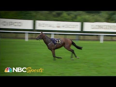 Royal Ascot 2019: Horse throws jockey, runs riderless   NBC Sports