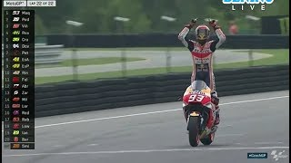 MotoGP 2017 || Brno - Full Race Highlights GP Republic Czech || Olah Sport