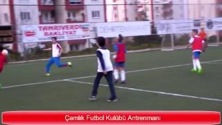 Çamlık Futbol Kulübü Antrenmanı