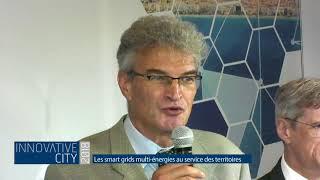 Les smart grids multi-énergies au service des territoires