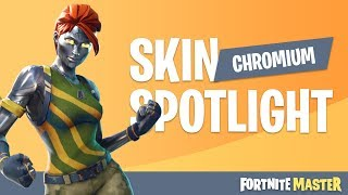 Chromium Skin Spotlight (Fortnite Battle Royale)
