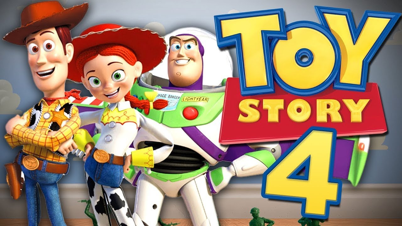 Toy Story 4 2019 Official Teaser Trailer Hd Toy Story