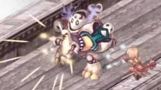 Ragnarok Battle Animation - Grand Cross