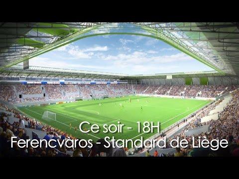 FERENCVÁROS TC - STANDARD DE LIÈGE