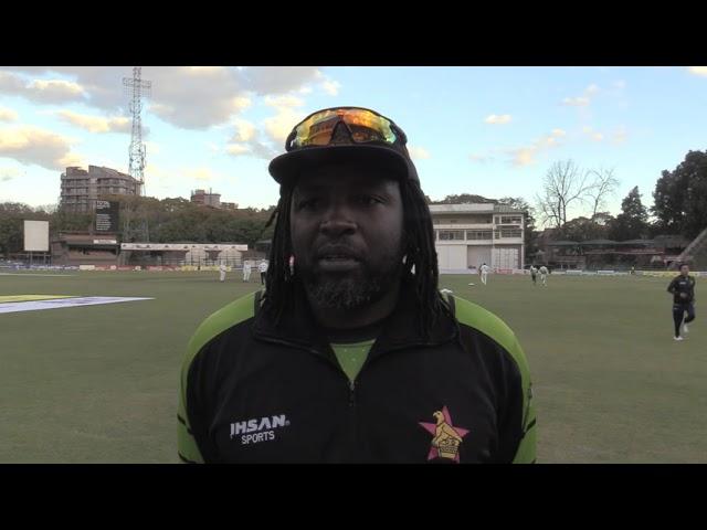 Douglas Hondo Reflects on Day 1 | Zimbabwe vs Bangladesh | Only Test