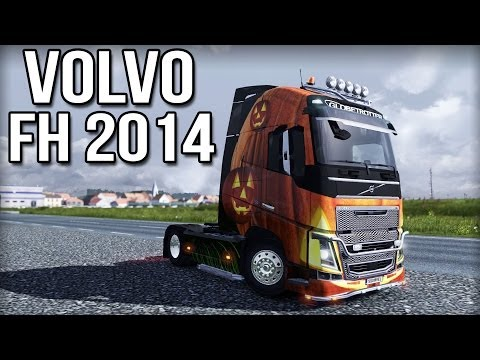 Volvo FH 2014 Review - Euro Truck Simulator 2 (v1.7+)