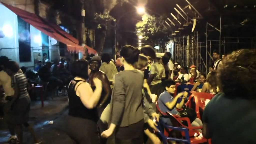 Rio de janeiro by night hanover chamber orchestra give for Miroir nightclub rio