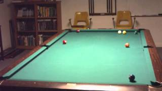 gil 9 Ball Talking Shot Selection #11