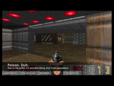 DooM music - E1M3: TOXIN REFINERY (OPL)