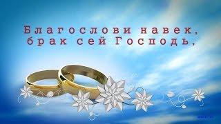 Поздравление Свадьба в День Семьи, Любви и Верности!