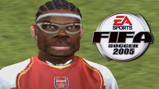 PLAYING FIFA 2005 CAREER MODE